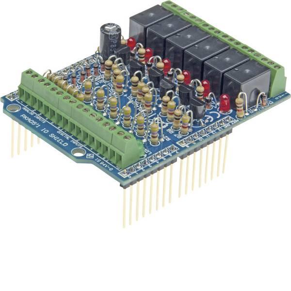 Shield e moduli aggiuntivi HAT per Arduino - I/O in kit da montare Velleman KA05 -
