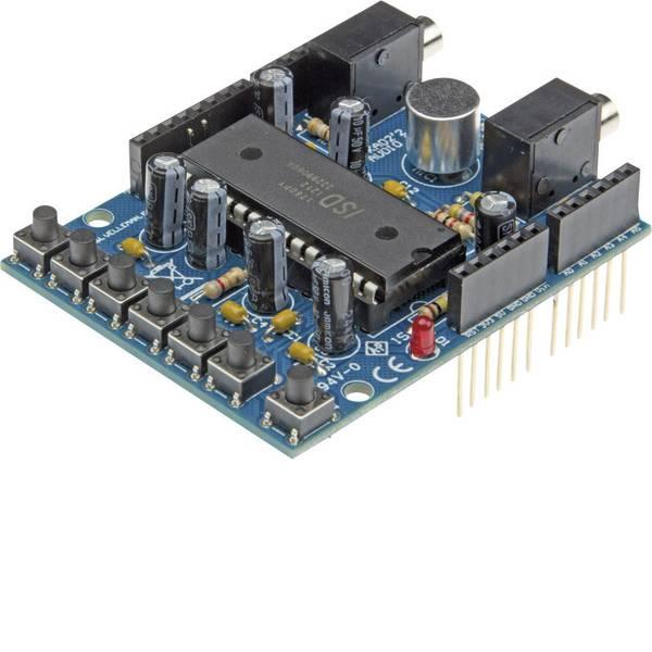 Shield e moduli aggiuntivi HAT per Arduino - Audio pre-montato Velleman VMA02 -