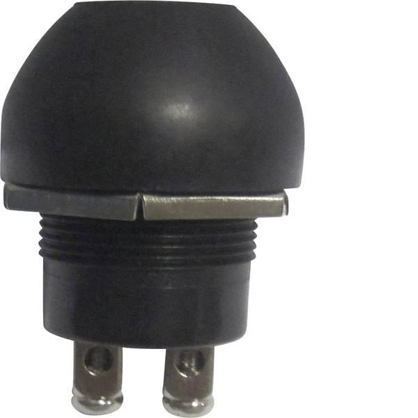 Interruttori per auto - TRU COMPONENTS Pulsante per auto TC-A2-5B 24 V/DC 10 A 1x Off / (On) Momentaneo 1 pz. -
