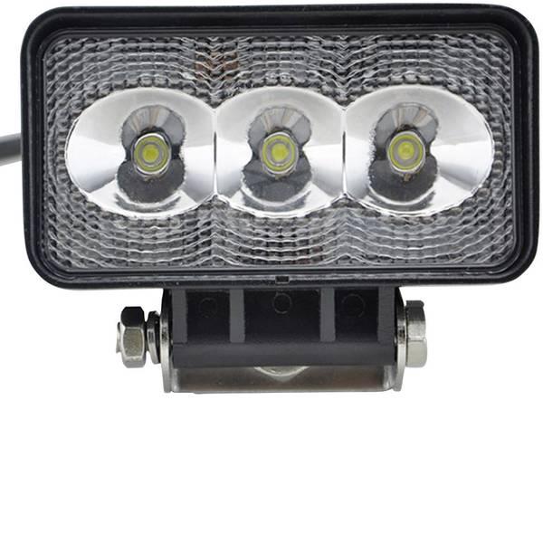 Fari e proiettori da lavoro - SecoRüt Faro da lavoro 12 V, 24 V 9 W 95309 Illuminazione da vicino (L x A x P) 66 x 66 x 66 mm 500 lm 6000 K -