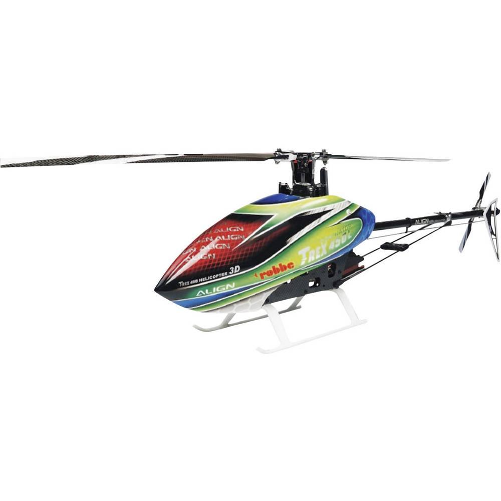 Elicottero T 129 : Align t rex 450l dominator super combo 3s elicottero radiocomandato