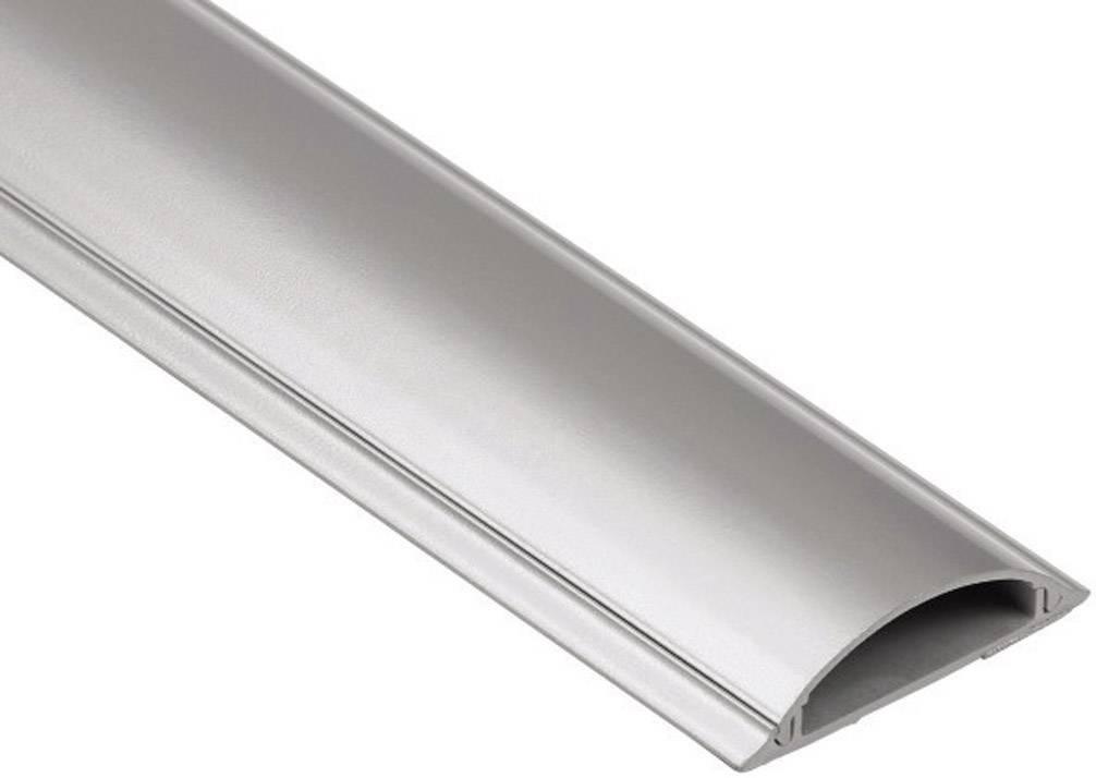 Canale per cavo in PVC, semici