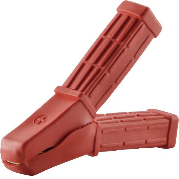 Pinze per cavi batteria - Pinza di carica 80 A/30 V/DC viti, nera, 80A, contenuto: 1 pz. -