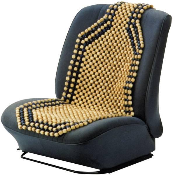 Coprisedili riscaldati e rinfrescanti per auto - Rivestimento rinfrescante per sedile HP Autozubehör Legno, Marrone -