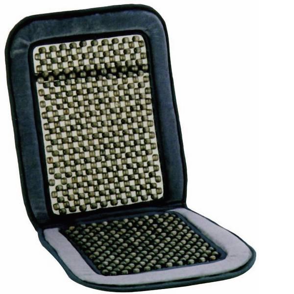 Coprisedili riscaldati e rinfrescanti per auto - Rivestimento rinfrescante per sedile HP Autozubehör Nero, Legno -