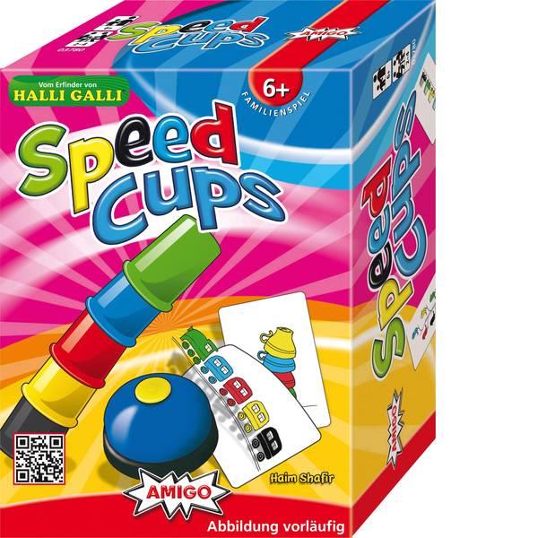 Giochi per bambini - Amigo Speed Cups Familienspiel 3780 -