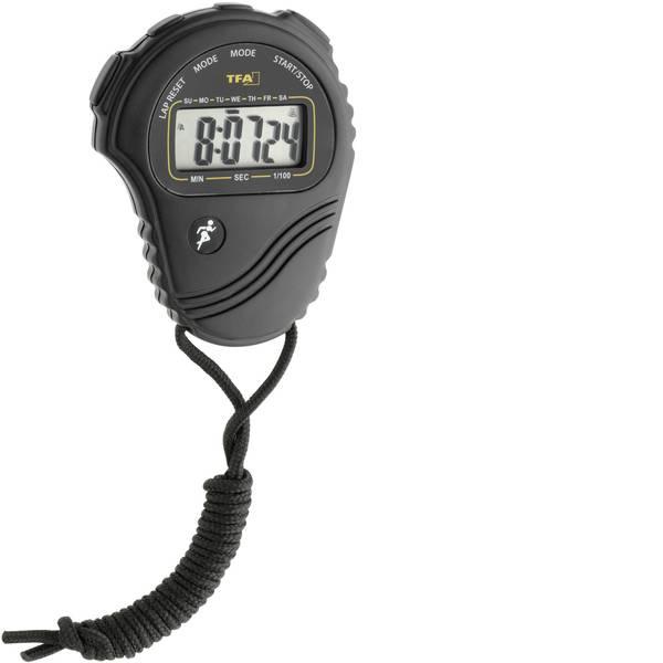 Cronometri - TFA 38.2029 Cronometro digitale Nero -