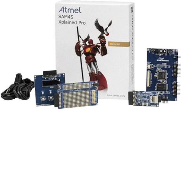 Kit e schede microcontroller MCU - Microchip Technology Starter Kit ATSAM4S-XSTK Atmel Xplained -