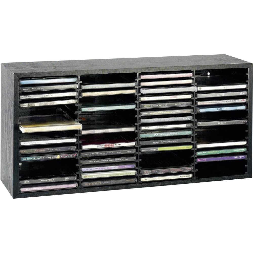 BECO Porta CD in legno per 60 CD in vendita online - 428.60 | Conrad