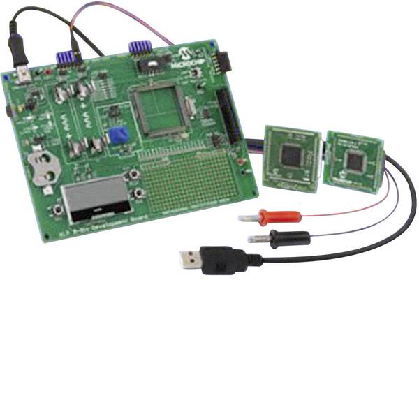 Kit e schede microcontroller MCU - Microchip Technology Scheda di sviluppo DM240313 PIC/dsPIC -