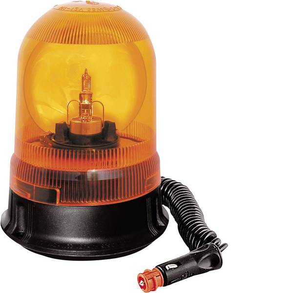 Lampeggianti e luci di segnalazione - AJ.BA Luce a tutto tondo GF.25 GF.25 ASTRAL 12 V via rete a bordo Ventosa, Magnetico Arancione -