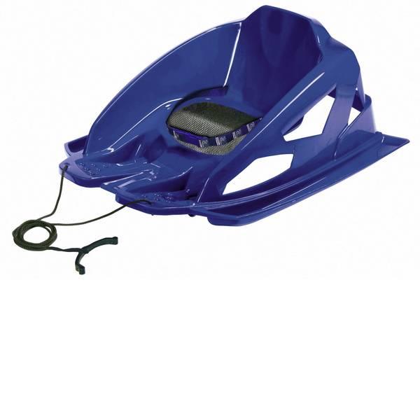Slittini e Bob - Alpengaudi Slittino in plastica Bambino, blu 996801 AlpenBambino -