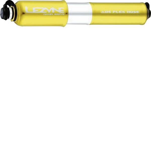 Pompe da bicicletta - Mini pompa Lezyne 31-73-0159.10 Alloy Drive gold M Oro -