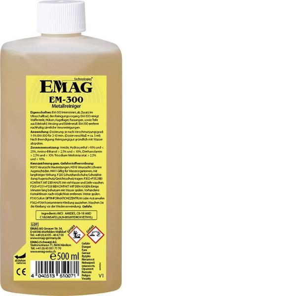 Lavatrici ad ultrasuoni - Emag EM300 Concentrato detergente pannelli 500 ml -