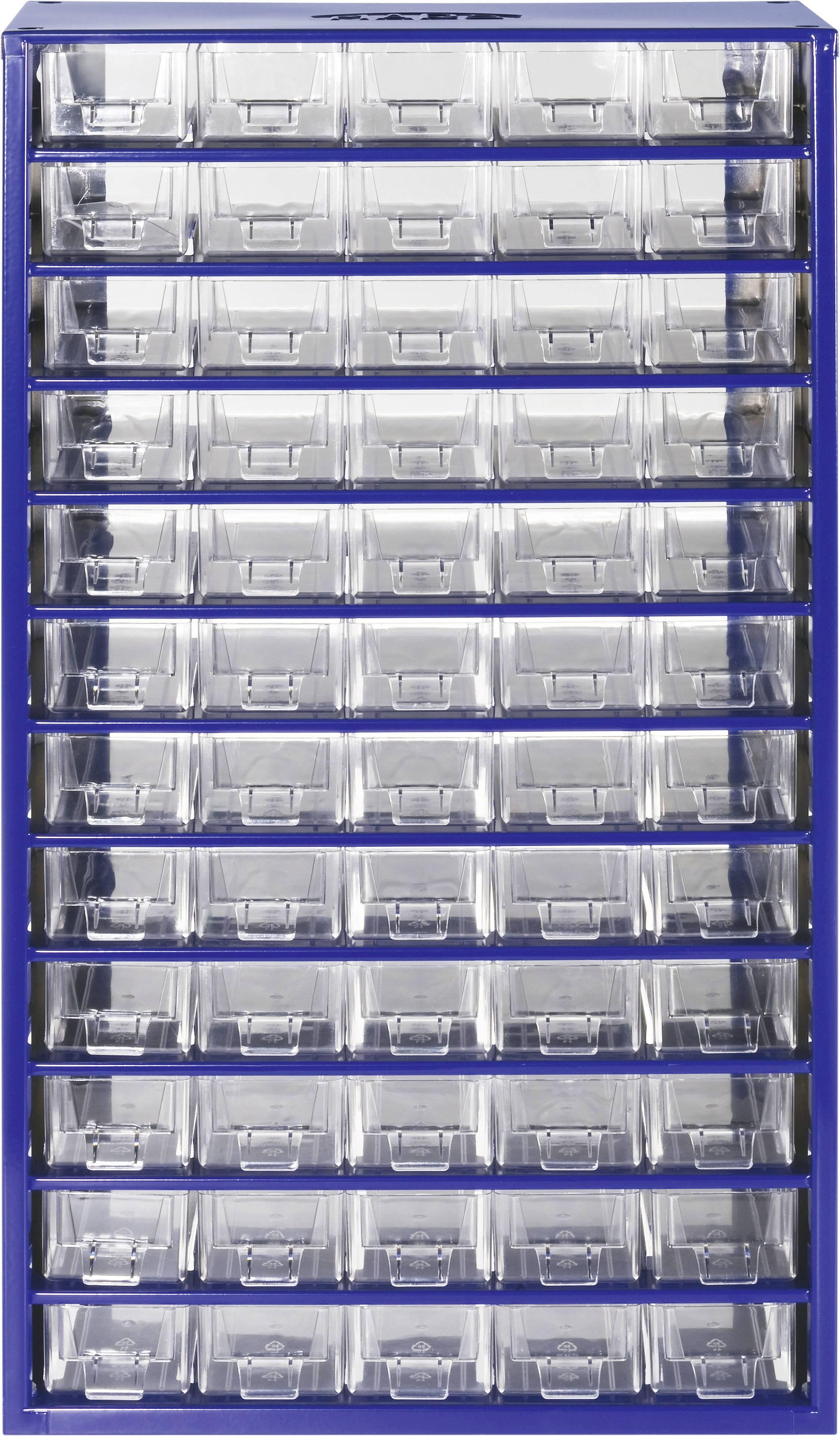 Cassettiere In Plastica Per Minuterie.Cassettiera Porta Minuteria L X L X A 307 X 155 X 551 Mm Numero