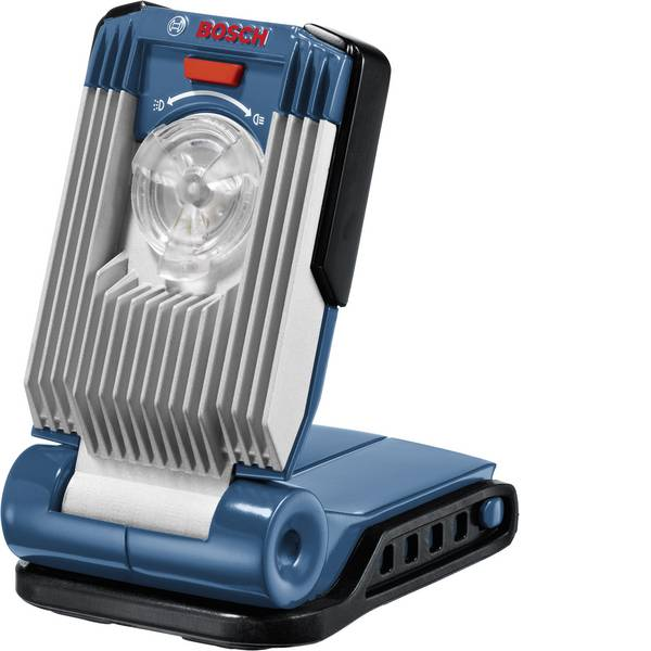 Torce con batterie ricaricabili - Bosch Professional 0.601.443.400 Lampada da lavoro VariLED Professional -