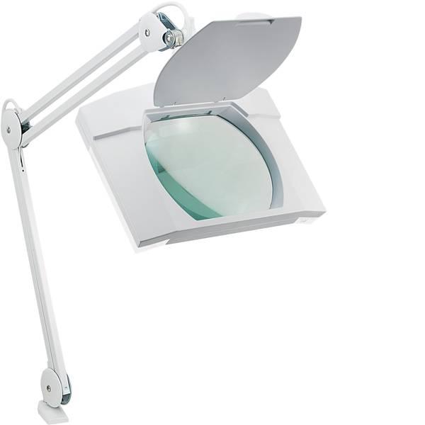 Lampade tecniche e lenti da laboratorio - Lampada con lente dingrandimento 2 x 9 W TOOLCRAFT Fattore di ingrandimento: 1,75 x Diametro lente obiettivo: 190 x 155  -