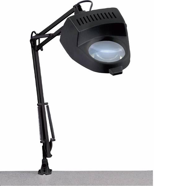 Lampade tecniche e lenti da laboratorio - TOOLCRAFT 821026 Lente dingrandimento 60 W Fattore di ingrandimento: 2 x Diametro lente obiettivo: 100 mm Raggio di  -