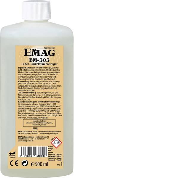 Lavatrici ad ultrasuoni - Emag EM303 Concentrato detergente pannelli 500 ml -
