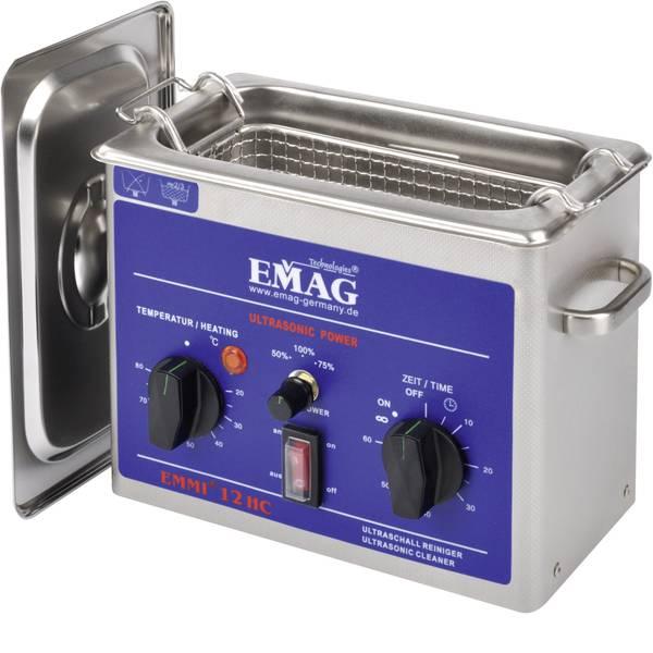 Lavatrici ad ultrasuoni - Emag 12 HC Lavatrice ad ultrasuoni 100 W 1.2 l -