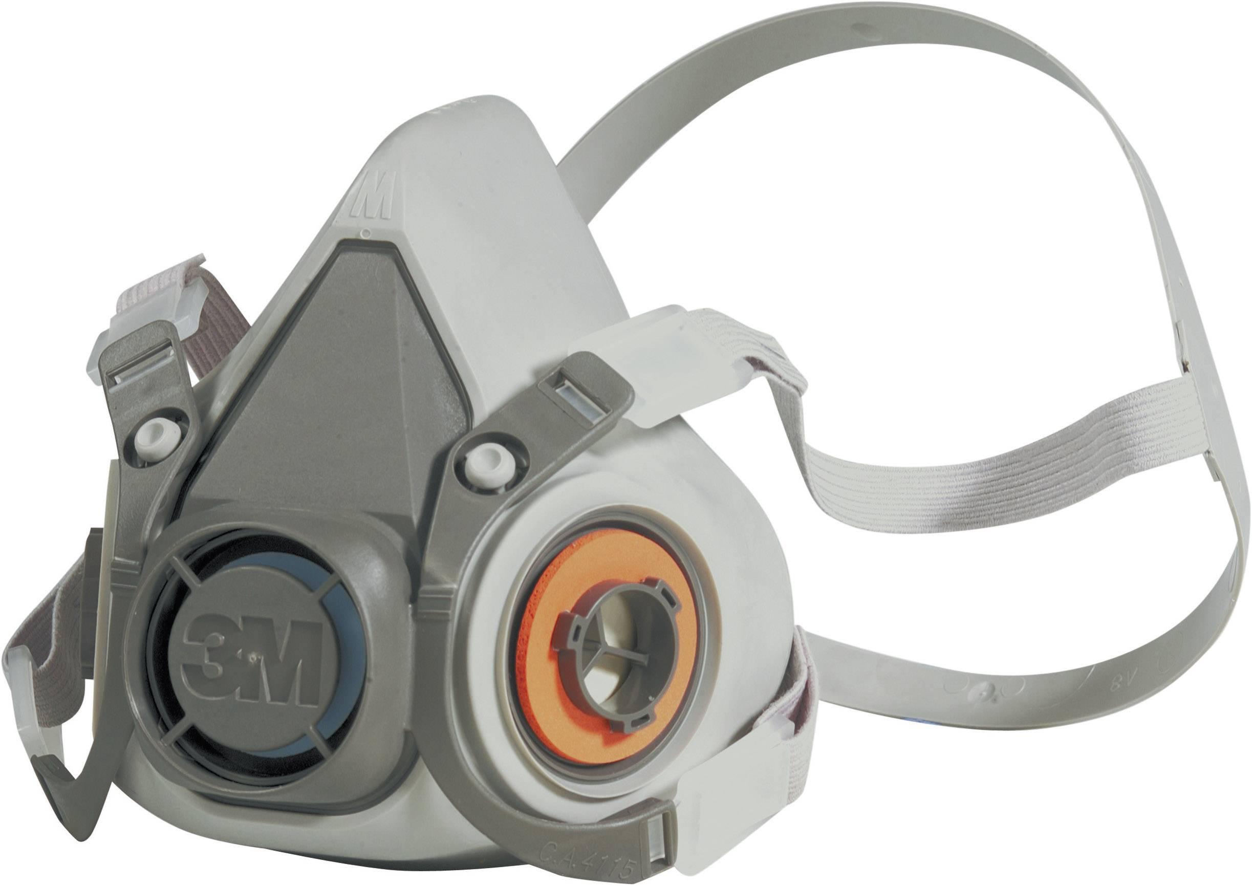 maschera 3m 6502