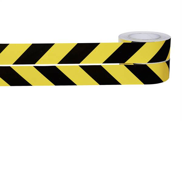 Nastri segnaletici - Moravia, 420.12.062 nastro marcatura di avvertimento PVC -