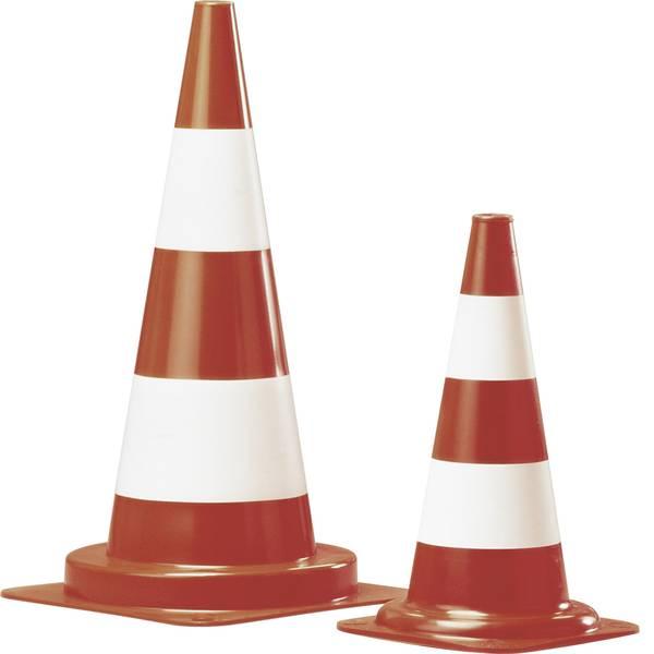 Sicurezza per veicoli - coni per traffico 500 mm Moravia 353.14.107 -