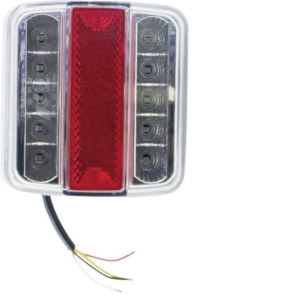 Illuminazione per rimorchi - Fanale posteriore per rimorchio LED destra 12 V Berger & Schröter Vetro trasparente -