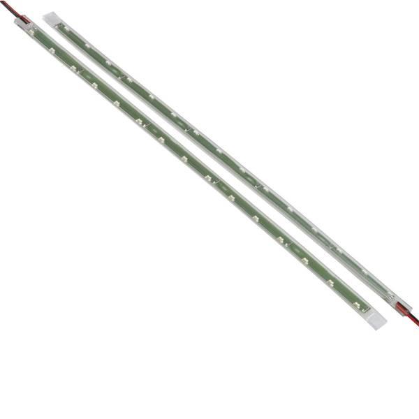 Luci diurne e fendinebbia - Unitec 77094 Luce di posizione LED (L x A x P) 370 x 3 x 8 mm -