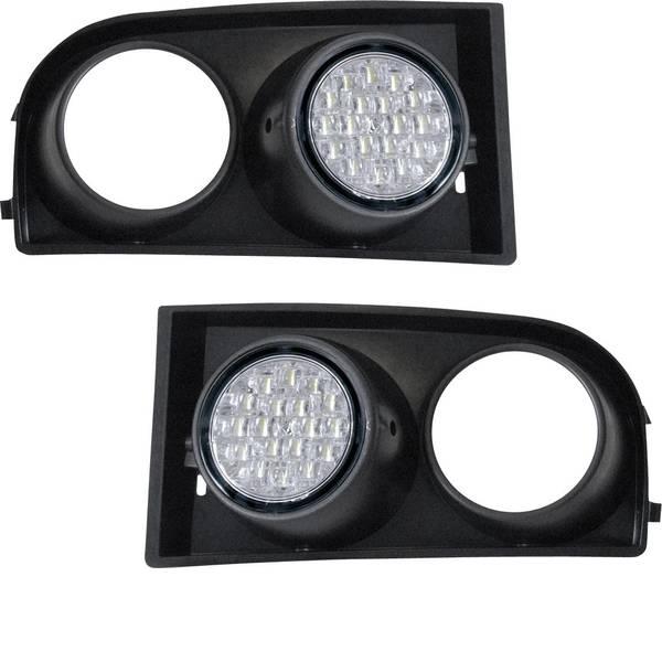 Luci diurne e fendinebbia - DINO 610851 Luce di marcia diurna LED Adatto per (marca auto) Volkswagen -