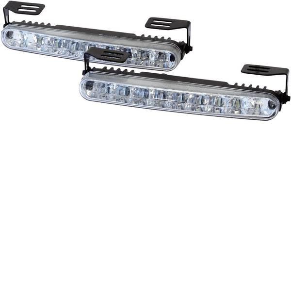 Luci diurne e fendinebbia - DINO 610792 Luce di marcia diurna LED (L x A x P) 160 x 25 x 40 mm -