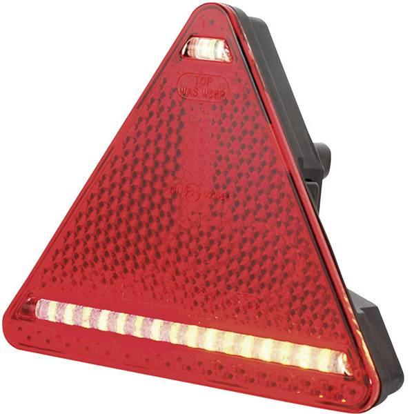 Illuminazione per rimorchi - Fanale posteriore per rimorchio LED Cavi terminali posteriore, destra, sinistra 12 V, 24 V SecoRüt -