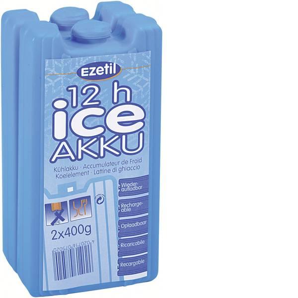 Accessori e ricambi per mini frigo - Ezetil Batterie per frigo 2 x 400 g (L x L x A) 165 x 88 x 35 mm -