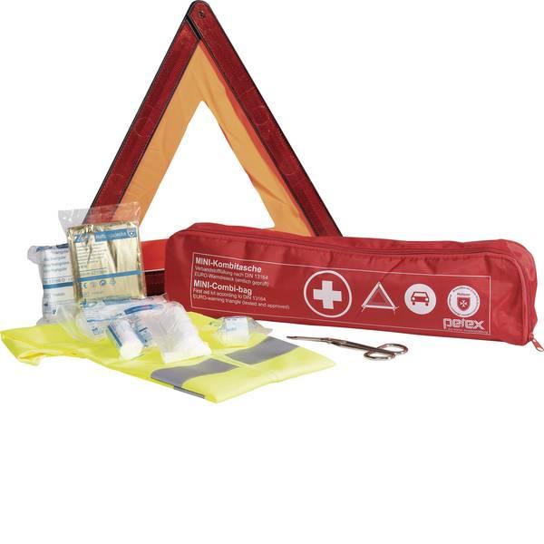 Prodotti assistenza guasti e incidenti - Kit di primo soccorso Malteser 43999712 Incl. giubbotto di sicurezza, Incl. triangolo di emergenza -