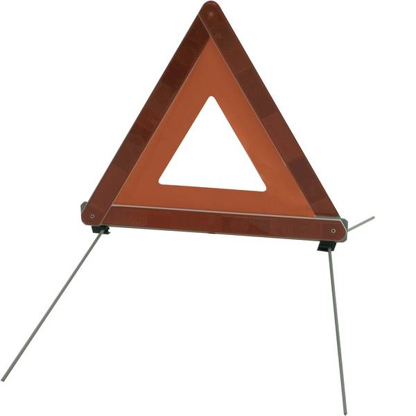 Prodotti assistenza guasti e incidenti - Triangolo di emergenza Petex 43940200 (L x A) 45 cm x 48 cm -