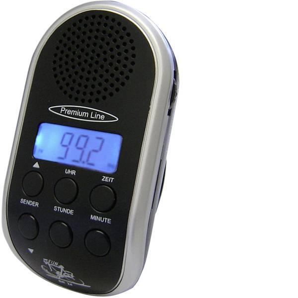 Altri accessori per biciclette - Radio per bicicletta Security Plus BR 24 Nero, Argento -