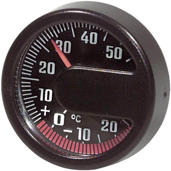 Termometri da auto - 12244 Herbert Richter Termometro Temperatura interna, Allarme ghiaccio -25 fino a +55 °C -