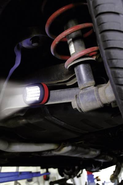 Torcia piatta LED a batteria AEG 2AEG97192 LM 324