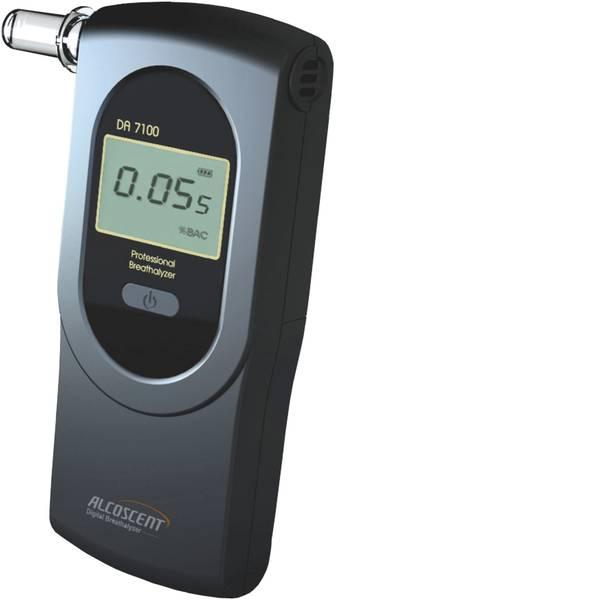 Etilometri - ACE DA-7100 Etilometro 0 fino a 5 ‰ incl. display -