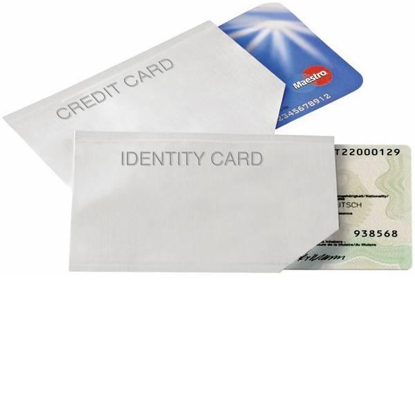 Accessori comfort per auto - Custodia per carte di credito Hama 105349 87 mm x 63 mm x 1 mm -