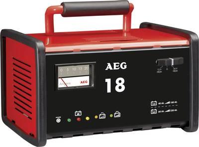 AEG WM 18 2AEG97010 Caricabatterie da officina 12 V, 24 V 18 A 18 A