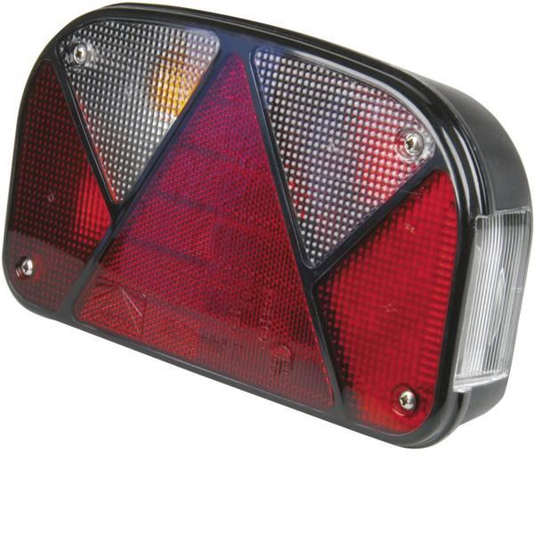 Illuminazione per rimorchi - Fanale posteriore per rimorchio Lampadina ad incandescenza Multipoint posteriore, sinistra 12 V Unitec -