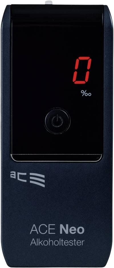 Etilometro ACE Neo Navy 0 fino a 4 ‰ incl. display