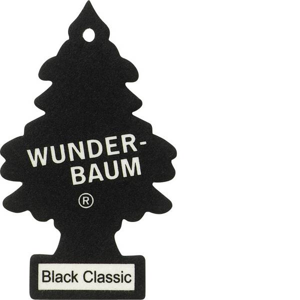 Deodoranti per auto - Wunder-Baum Alberello profumato Black ICE 1 pz. -