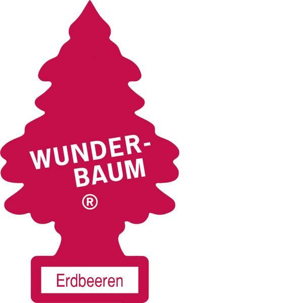 Deodoranti per auto - Wunder-Baum Alberello profumato fragola 1 pz. -