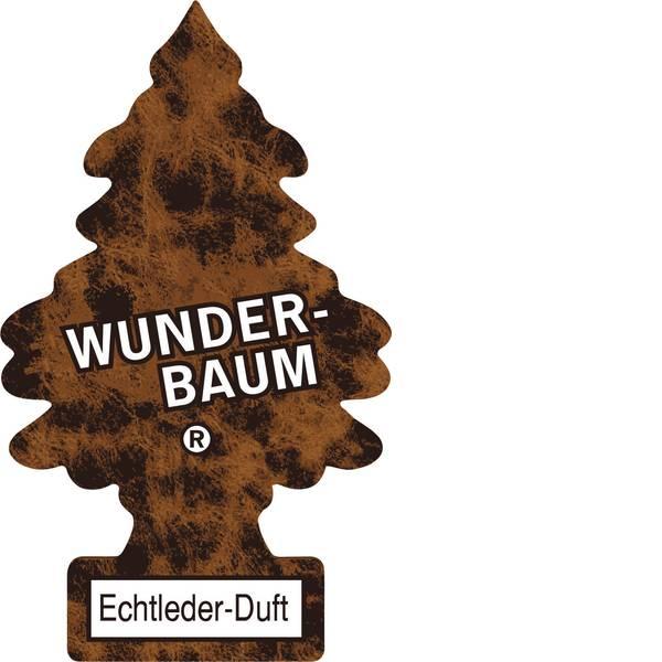 Deodoranti per auto - Wunder-Baum Alberello profumato vera pelle 1 pz. -