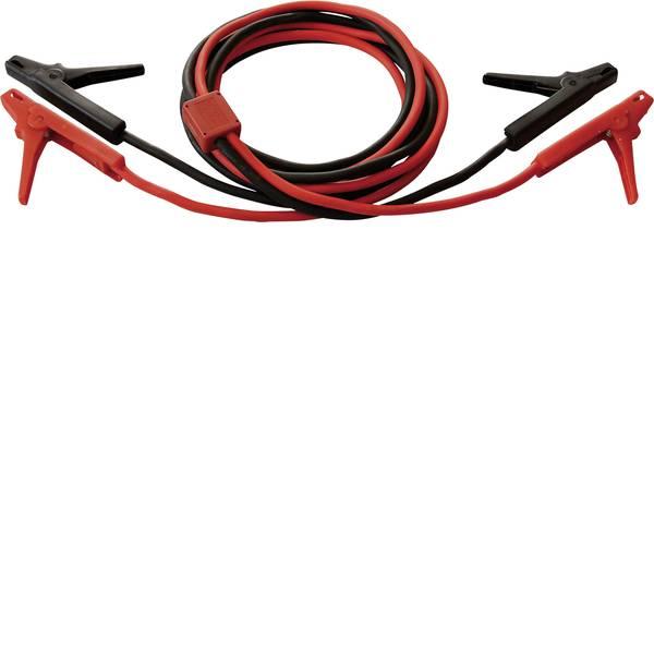 Cavi ausiliari - SET® SKS16 Cavi batteria per avviamento demergenza 16 mm² Rame 3 m con pinze di plastica, con circuito di protezione -