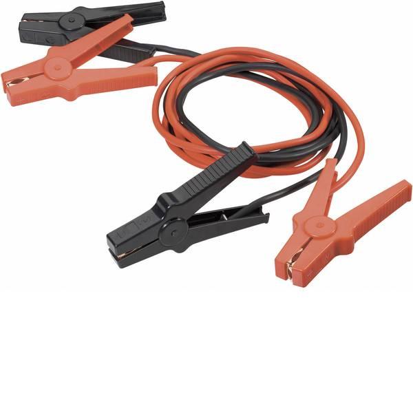 Cavi ausiliari - 1785 Cavi batteria per avviamento demergenza 16 mm² Alluminio (ramato) 3 m con pinze di plastica, senza circuito di  -