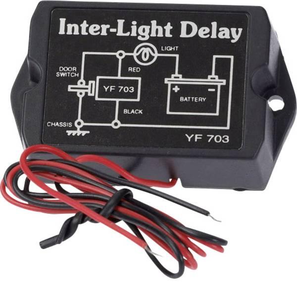 Accessori comfort per auto - Ritardatore luce abitacolo HP Autozubehör YF703 853242 -