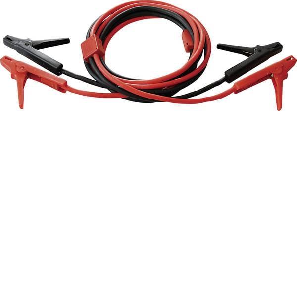 Cavi ausiliari - SET® SKS25 Cavi batteria per avviamento demergenza 25 mm² 3.50 m con pinze di plastica, con circuito di protezione -